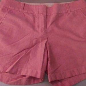 J Crew Lightweight Shorts